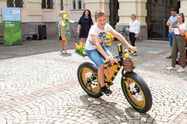 Das Bienen-Bike ist das Crazy Bike 2020