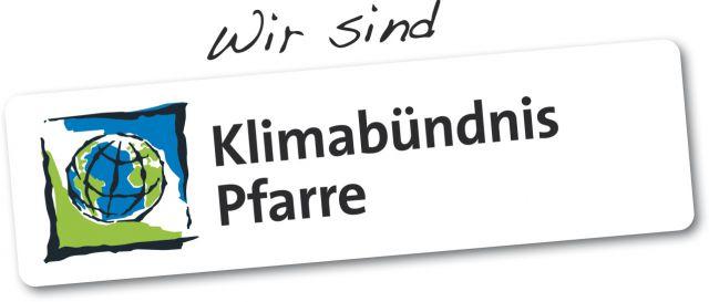 Logo Klimabündnis Pfarre
