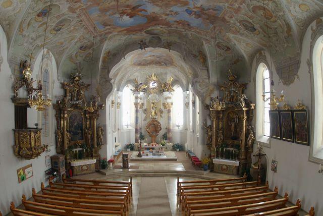 Pfarrkirche zum Heiligen Geist in Debant