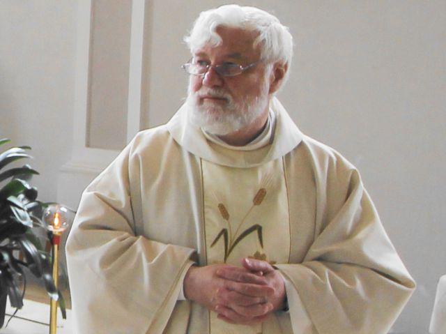 Pfarrer Otto Walch, Foto: © Schwester Maria Verena - Pfarre Elbigenalp