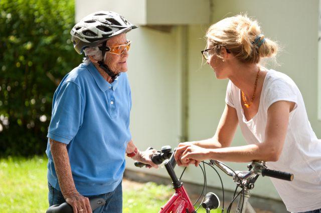 E-Bike Kurs für Senioren und Seniorinnen