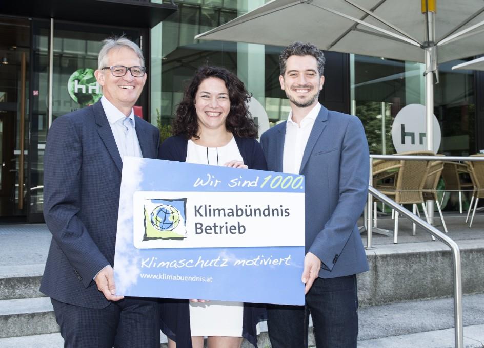 Klimabündnis Betrieb