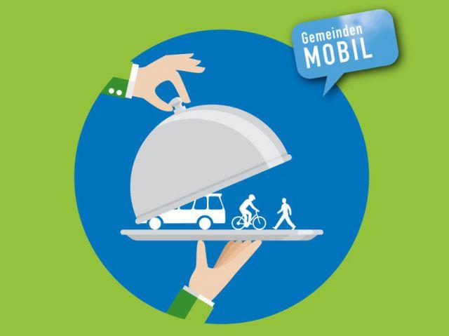 """Die """"Mobilitätsrezepte"""" von Klimabündnis Tirol bieten einfache Maßnahmen zum Nachahmen."""